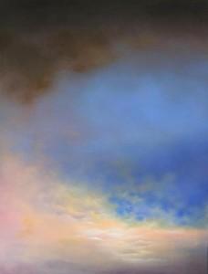Paradis - 2011 - 80X60 - Olie på lærred - Maleri haves ikke længere